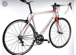 bici de carretera orbea Onix de carbono