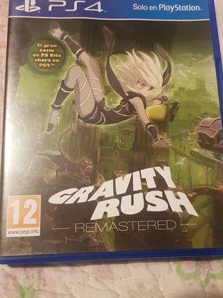 juwgo gravity rush edicion prensa