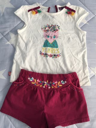 Conjunto niña Sergent Major