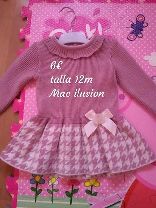 vestido Mac ilusion