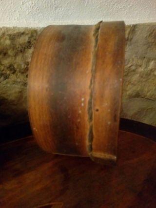 antiguo cedazo criba tamiz