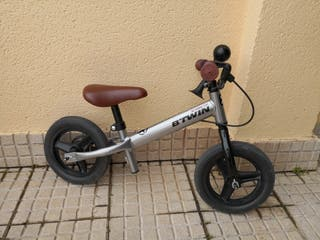 Bicicleta sin pedales (Decathlon)