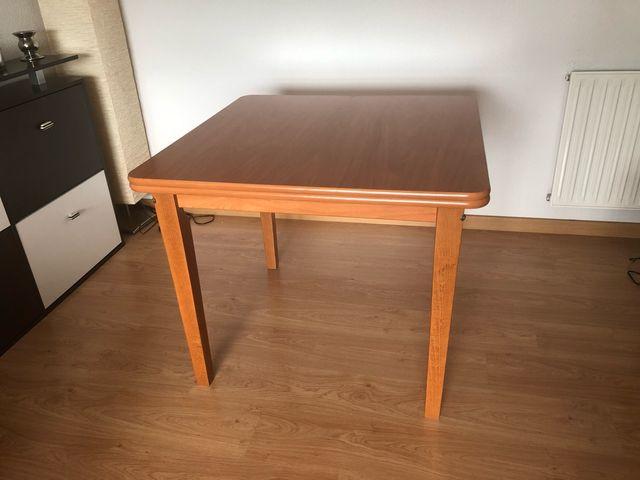 Conjunto mesa libro de comedor y 4 sillas de segunda mano por 200 ...