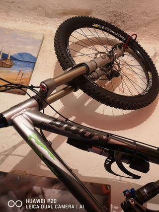bicicleta kona deluxe