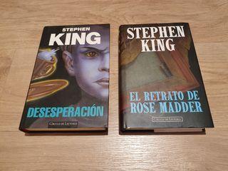 Novelas de terror / suspense / Stephen King