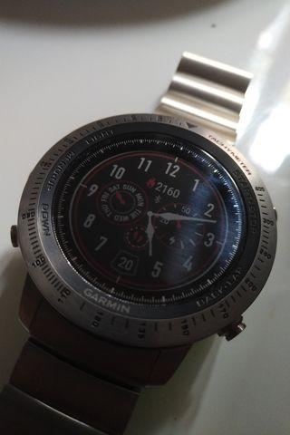 reloj GARMIN CHRONOS titanium