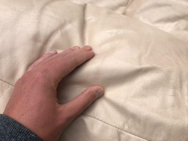 Sofa Piel (tengo dos iguales)
