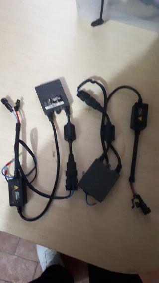 conexiones de faros led para coche
