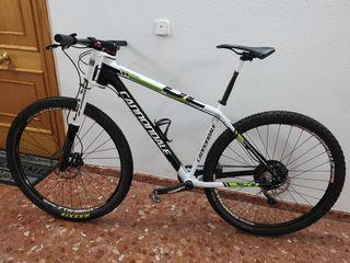 bicicleta canonndale