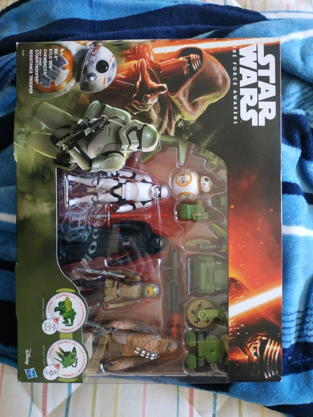 Pack Star Wars figuras
