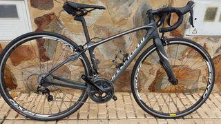 Bicicleta de carretera talla S