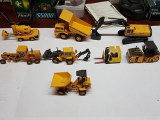 lote coleccion maquinas