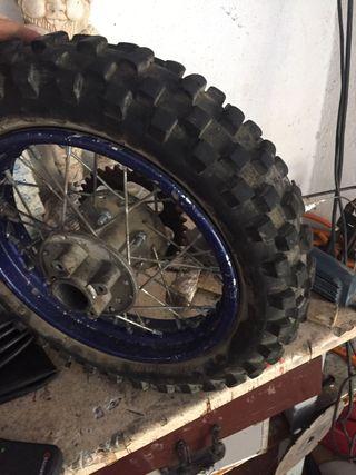 Cubierta pit bike 12