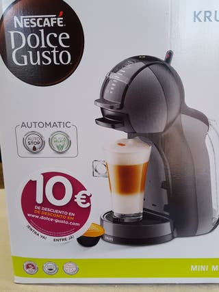 Cafetera Nescafe Dolce Gusto Krups kp1208