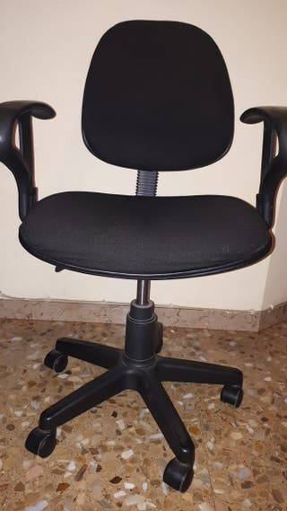 Silla ordenador escritorio de oficina