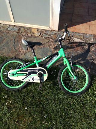 """Bicicleta de 16"""""""