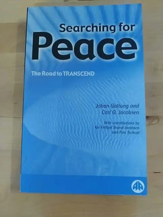 Searching for Peace, de Galtung y Jacobsen