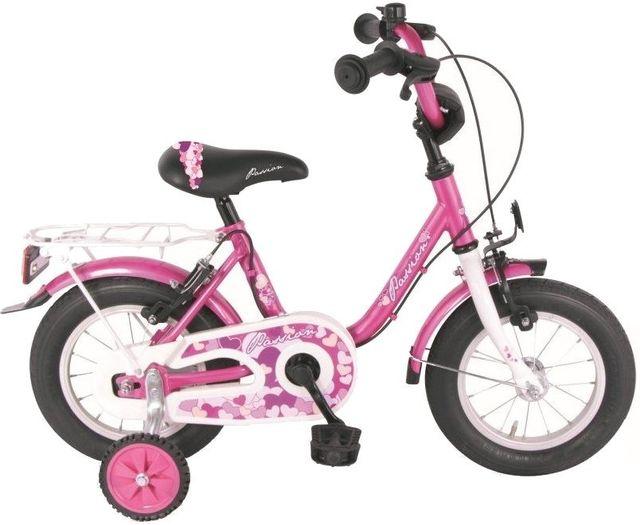 Bicicleta Passion meisjesfiets rosa 14 pulgadas