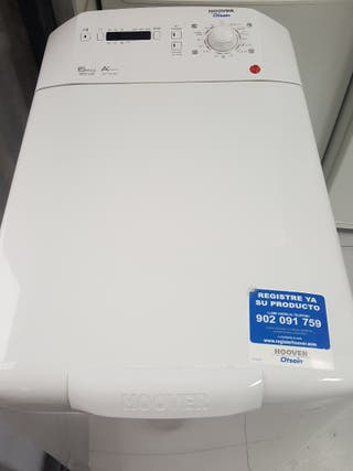 lavadora marca otsein hoover carga superior