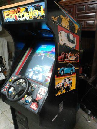 recreativa arcade coche
