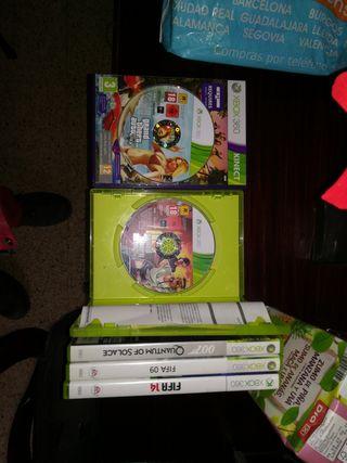 juegos, Xbox 360