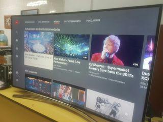 "Smart tv Samsung 49"" curve wifi 4k garantía"