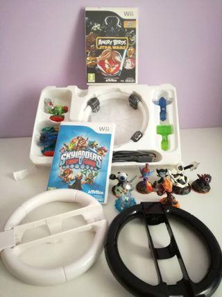 videojuegos wii y accesorios