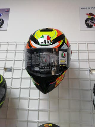 Casco agv rossi elements