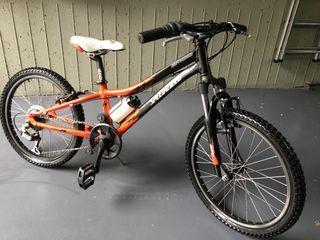 Bici Specialized Hotrock niño 20 pulgadas aluminio