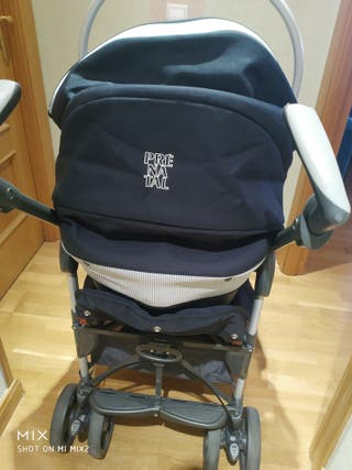 carrito prenatal