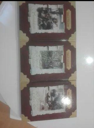 Libros novelas Sandokan lote