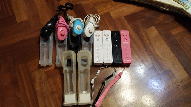 Consola Wii+ Mandos + Juegos y accesorios