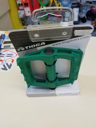 verde pedales
