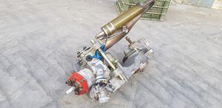 Motor Yamaha Aerox Preparado