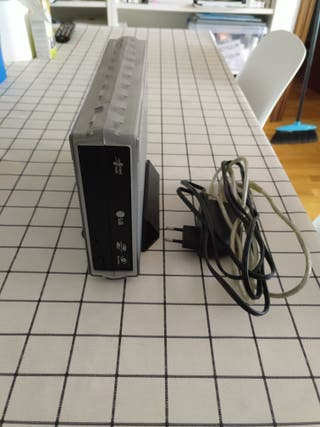 Grabadora de CDs USB