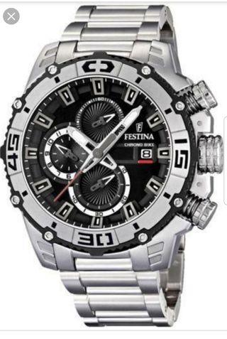 Reloj Festina F16599/3 Tour France Acero Inoxidabl