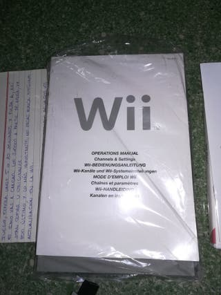 consola Wii Blanca