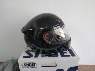 casco shoei xr1000 + midland btx1