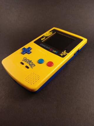 Nintendo Game Boy Color Pokemon Yellow