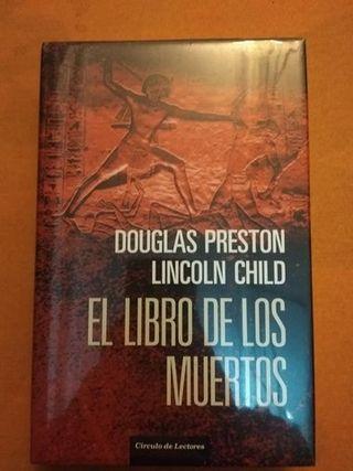 Novela : Libro de los muertos