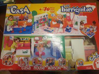 CASA DE LAS BARRIGUITAS