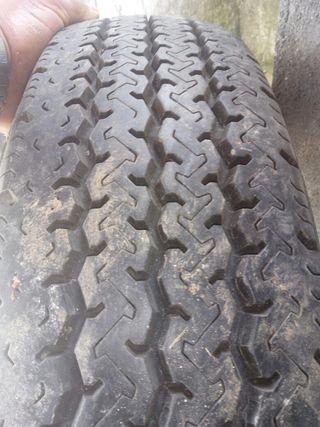 neumático para ebro