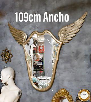 Espejo Alas Ángel Authentic 109cm Ancho