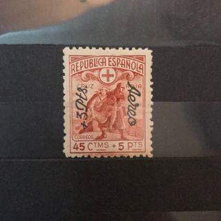 Sellos de España EDIFIL 768(Serie Usada)- Año 1938