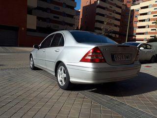 Mercedes-Benz avantgarde, clase C 270 CDI