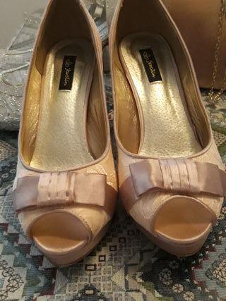 zapato mujer talla 41