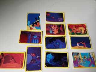 Cromos Aladdin