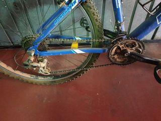 bicicleta mondraker alamo