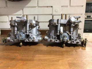Carburadores Dellorto DRLA40