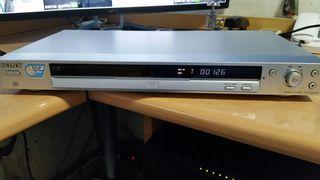 Reproductor de DVD Sony